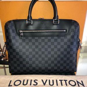 Authentic Louis Vuitton Porte-Document Jour